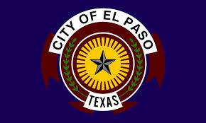 An emblem of El Paso, Texas